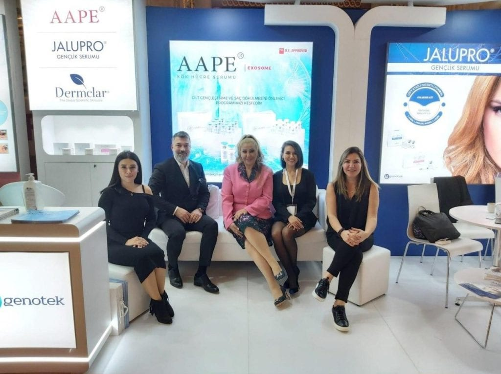 AAPE, the start at Mesotherapy Congress