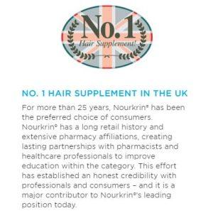 Nourkrin Awards 2