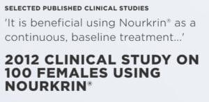 Nourkrin clinical paper 4