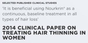 Nourkrin clinical paper 2