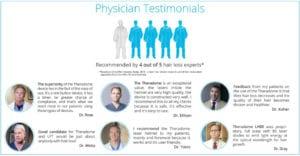 physician testimonials
