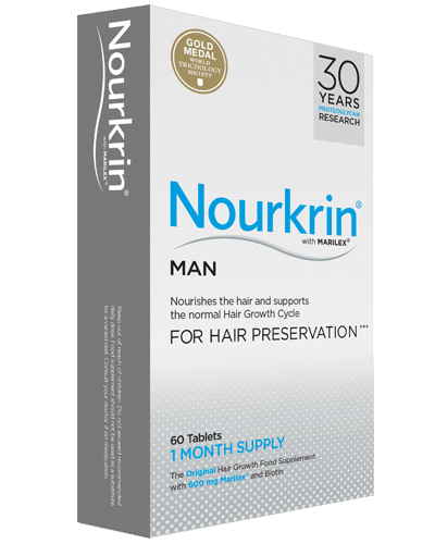 NOURKRIN MAN HAIR LOSS